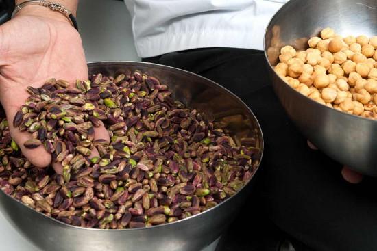 pistachio hazelnut